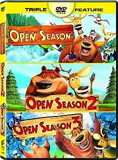 Open Season Triple Feature