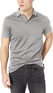 Men's Liquid Touch Polo Solid with Uv-Protection