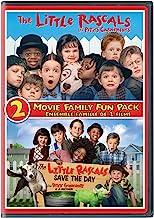 The Little Rascals / The Little Rascals: Save The Day (2-Movie Family Fun Pack) (Bilingual)