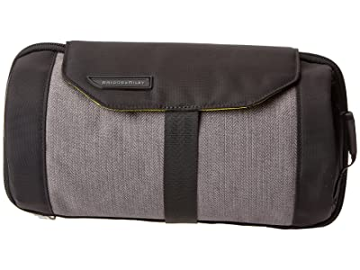 Briggs & Riley BRX Express Toiletry Kit (Black) Toiletries Case