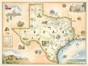 bell texas map