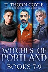 The Witches of Portland Books 7-9 Kindle Edition