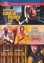 Chuck Norris Triple Feature: Code of Silence / Firewalker / Lone Wolf McQuade