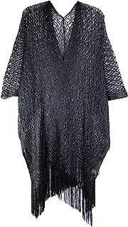net shawl design