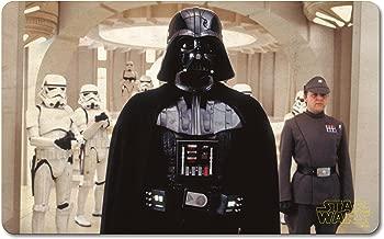 Star Wars Frühstücksbrettchen Krieg der Sterne Luke Skywalker LOGOSHIRT X-Wing