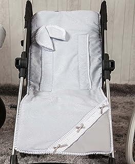 Colchoneta para silla de paseo unisex Babyline 5000657