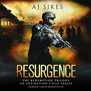 Resurgence: An Extinction Cycle Story (The Redemption Series, Book 3)