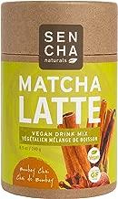 Sencha Naturals Matcha Latte, Bombay Chai, 8.5 Ounce