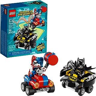 LEGO DC Super Heroes Mighty Micros: Batman vs. Harley Quinn 76092 Building Kit (86 Piece)