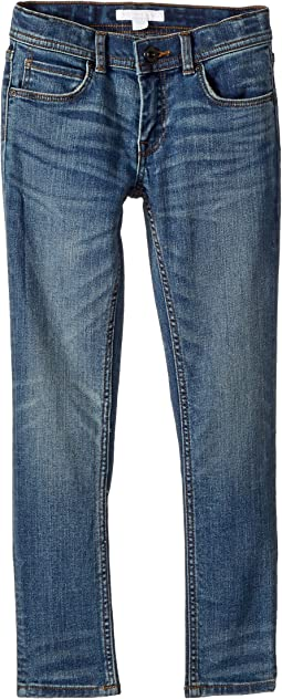Burberry Kids Skinny Bottom (Little Kids/Big Kids)