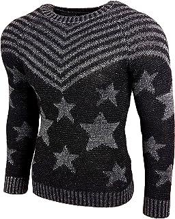 Baxboy 16038 hommes pull mailles pull sweatshirt tricot veste veste NEUF