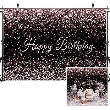 10x8ft Background Pink Diamond Photography Backdrop Birthday Event Photo Studio Props LYFU015