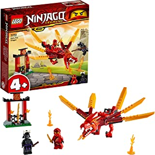 LEGO Ninjago Kai's Fire Dragon for age 4+ years old 71701