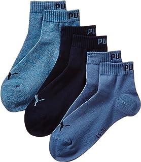 PUMA Invisible 3p Calza Sneaker Unisex - Adulto