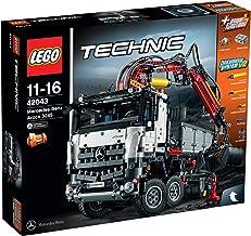 10 Mejor Lego Technic Mercedes Benz Arocs de 2020 – Mejor valorados y revisados