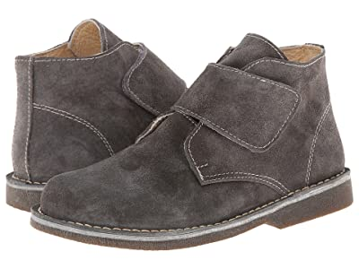 Kid Express Maddox (Toddler/Little Kid/Big Kid) (Gray Suede) Boy