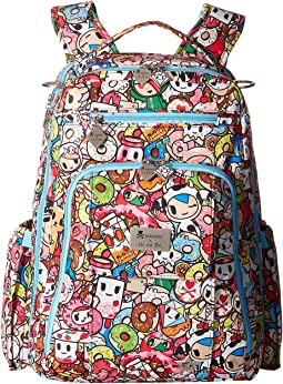 Ju-Ju-Be - tokidoki Collection Be Right Back Backpack Diaper Bag