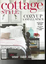 COTTAGE STYLE MAGAZINE, COZY UP A SMALL SPACE FALL/WINTER, 2017