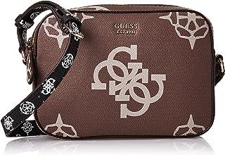 GUESS Womens Handbag, Taupe/Multicolour - SO669112