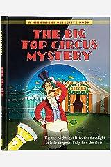 Nightlight Detective: Big Top Circus Mystery (A Nightlight Detective Book) Hardcover