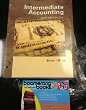 Intermediate Accounting 19th Loose Leaf Edition