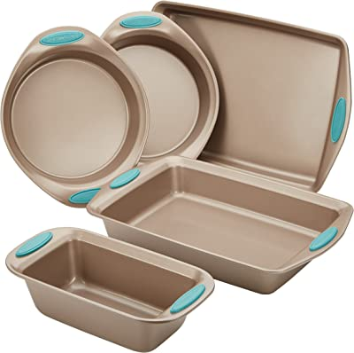 Rachael Ray Cucina Bakeware Set - Best Bakeware For Convection Oven
