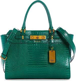 Guess Raffie Carryall Bag Green