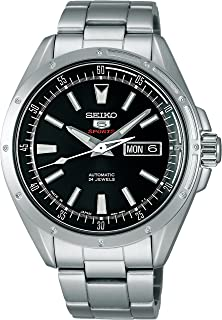 Mechanical Self-Winding (with manual winding) 5Sports SARZ005 Men's Watch Japan import