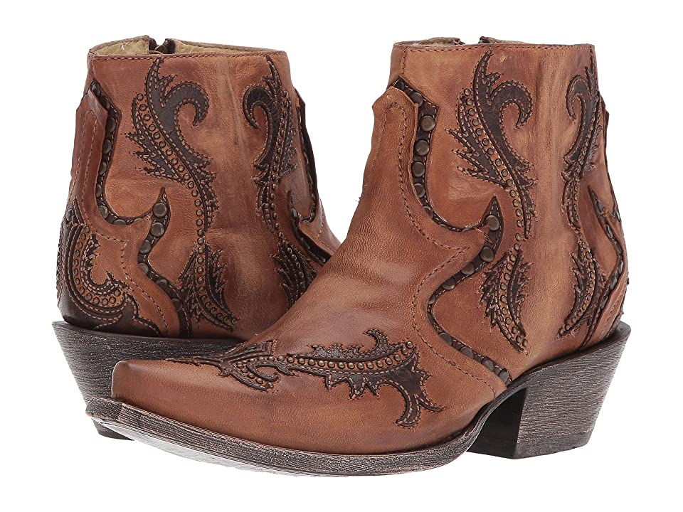 Corral Boots G1382 (Tan) Cowboy Boots