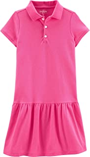 OshKosh B'Gosh Girls' Little Uniform Polo Dress