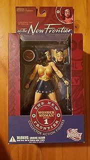 JLA New Frontier 1: Wonder Woman Action Figure