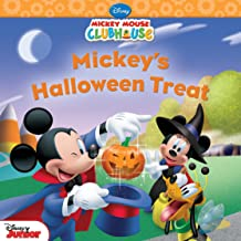 Mickey Mouse Clubhouse: Mickey's Halloween Treat (Disney Storybook (eBook))