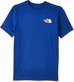The North Face mens M KARAKORAM GRAPHIC S/S TEE T-Shirt