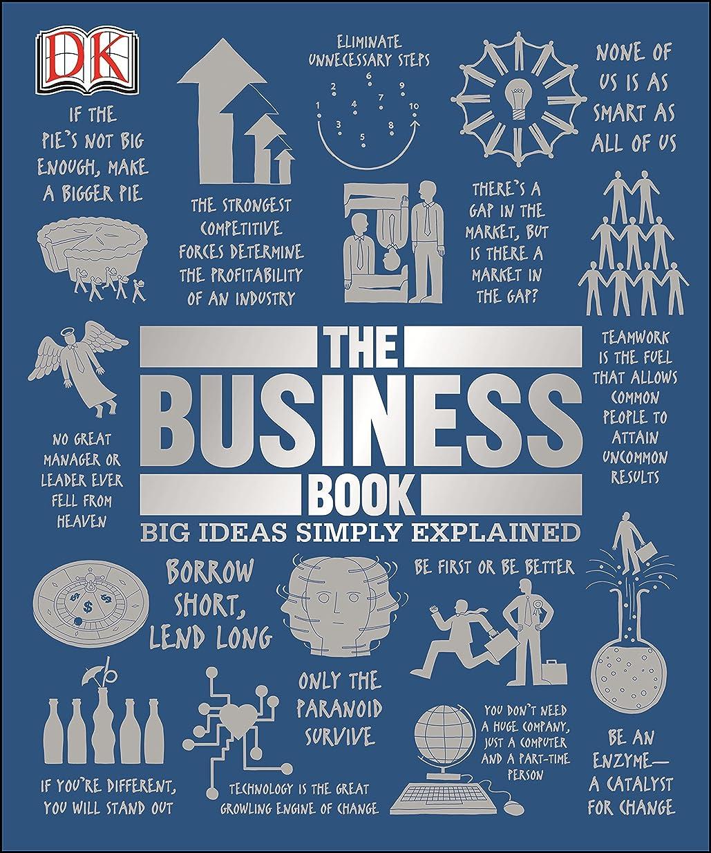 ズームインする警報説得The Business Book: Big Ideas Simply Explained (English Edition)