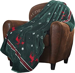 Best holiday fleece blankets throws Reviews