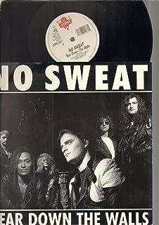 no sweat tear down the walls