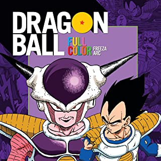 Dragon Ball Full Color: Freeza Arc (Issues) (5 Book Series)