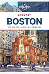 Lonely Planet Pocket Boston (Travel Guide) Kindle Edition