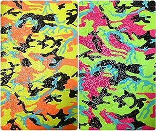 Best neon print fabric Reviews