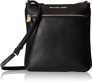 20c809530498 NEW AUTHENTIC MICHAEL KORS SMALL RILEY LEATHER CROSSBODY