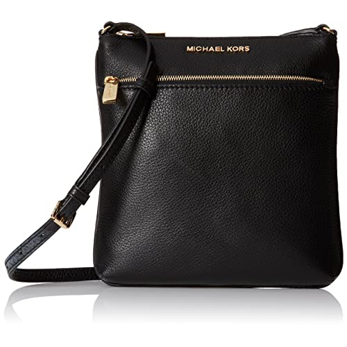 23fd89ed7d2d NEW AUTHENTIC MICHAEL KORS SMALL RILEY LEATHER CROSSBODY