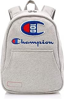 Champion Men's 100 Year Hoodie Backpack, Medium Gray, One Size