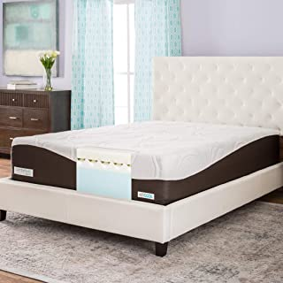 Simmons Beautyrest ComforPedic from Beautyrest 14-inch Memory Foam Mattress King