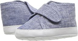 Hook-and-loop Chambray Sneaker (Infant)
