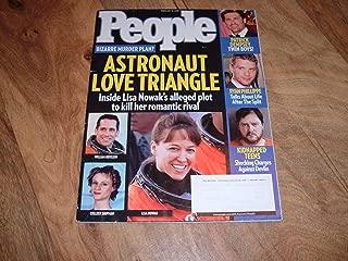 People Magazine February 19, 2007 - Astronaut Love Triangle