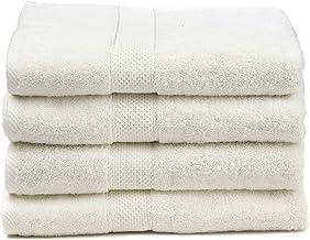 """Ariv Collection Premium bamboe katoenen badhanddoeken - natuurlijk, ultra absorberend en milieuvriendelijk 30 """"X 52"""""""
