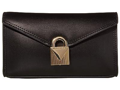 MICHAEL Michael Kors Mercer Lock Belt Bag (Black) Women