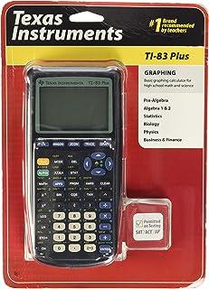 Texas Instruments 德州仪器 TI-83plus 中文版图形计算器