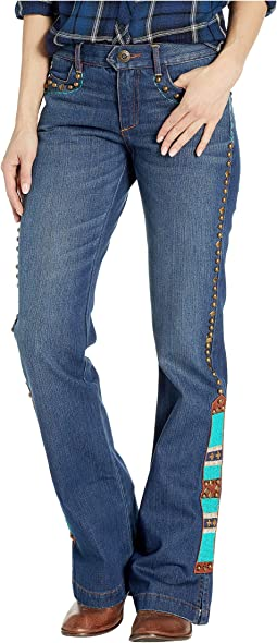 Native Eagle Jeans in Denim