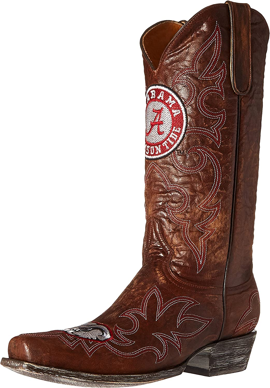 NCAA Alabama Crimson Tide Men's Gameday Boots